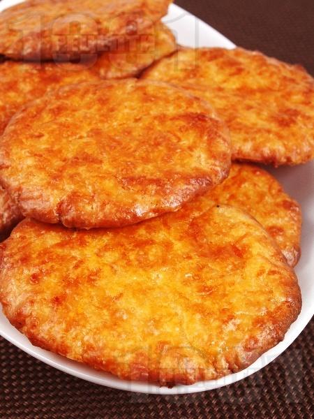 Кашкавалени соленки - снимка на рецептата